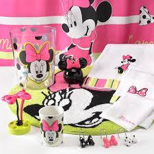 Mickey And Minnie Mouse Bathroom Ideas by Minnie Mouse Bathroom Accessories Disney Minnie Mouse Neon Bath