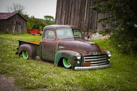 100 Cool Truck Pics Sometimes You Just Want A Ryans Patina 1951 GMC