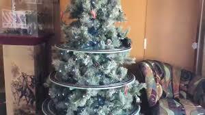 Thomas Kinkade Christmas Tree Wonderland Express by Oh Christmas Oh Christmas Tree With 3 Rings Of Running Trains