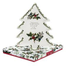 Krinner Christmas Tree Stand Canada by Portmeirion The Holly And The Ivy Christmas Tree Plate L33cm