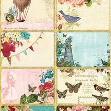 Free Vintage Printables Scrapbook Pages