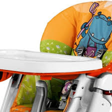 Amazon.com : Peg Perego Diner Highchair Replacement Cover Cushion ...