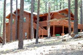 Pine Arizona Family Vacation Cabin Rentals Lodging Cabins
