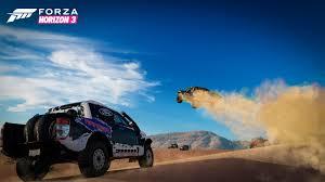 Forza Horizon 3 Truck Dune Jump - That VideoGame Blog