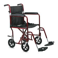 Transport Chair Or Wheelchair by 19