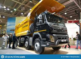 MOSCOW, SEP, 5, 2017: New Volvo 460 Tipper Truck On Exhibition ... Commercial Truck Fancing 18 Wheeler Semi Loans Isellpro Trucks Equipment For Sale Finance Cstruction Leb Truck And Lube General Body Success Blog Custom Service Other Racks Co Home Facebook Bodies Snow Plows Cliffside Cporation Nj Call Adk Llc Brennan Kapler Branch Manager Linkedin Comtruck Twitter