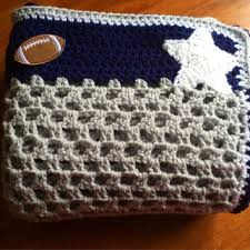 Dallas Cowboys Crib Bedding Set by Crochet Baby Blanket Afghan Throw Dallas From Kardsandgifts On