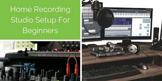 Home Recording Studio Setup For Beginners Key Essentials Rh Musicrepo Com Simple My