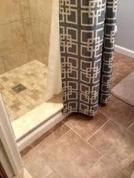 bathroom floor style selections 18 in x 18 in mesa beige glazed