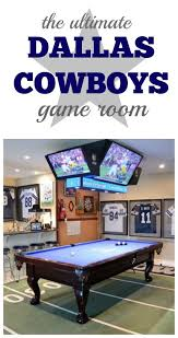 Dallas Cowboys Room Decor Ideas by Best 25 Cowboys Home Games Ideas On Pinterest Man Cave Homes
