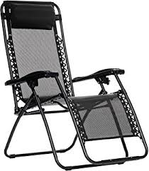 amazon com caravan sports infinity zero gravity chair blue