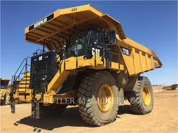100 Mining Truck 2013 CATERPILLAR 777G Underground For Sale Butler