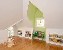Cute Kids Attic Bedroom Ideas