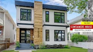 100 Canadian Container Homes Shipping Home In Edmonton Canada By Copperblock Capital