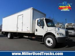 100 2012 Truck Of The Year FREIGHTLINER M2 106 BOX VAN TRUCK FOR SALE 2586
