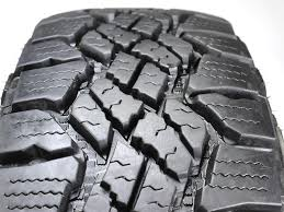 Used Goodyear Wrangler Duratrac, 265/70R17, 115S 1 Tire For Sale #102348