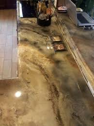 Rust Oleum Decorative Concrete Coating Applicator by Metallic Marble Concrete Coating From Classy Concrete Coatings Of