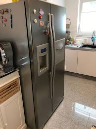 privileg side by side kühlschrank