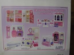 Barbie Living Room Furniture Set by Barbie Size Dollhouse Furniture Roselawnlutheran