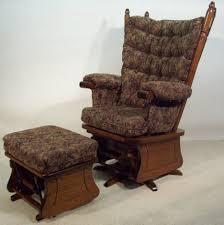 Glider Rocking Chair Cushions For Nursery by Cushions Replacement Cushions For Nursery Glider Rocker Rocking