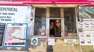 100 Coolhaus Food Truck Architectural Ice Cream Pigs Blood American Catch Good