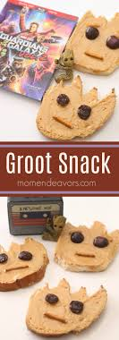 Easy Groot Snack Perfect For A Guardians Of The Galaxy Party Or Movie Night