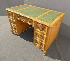 Sligh Lowry Desk Leather Top by French Provincial Antique Desks U0026 Secretaries 1950 Now Ebay