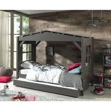 cabane dans chambre lit garcon cabane lit cabane garcon lit cabane chambre bacbac