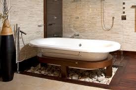 Glomorous With Curved Ceramic Vessel Luxury Bathroom Remodel Ideas