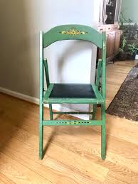 Vintage IDEAL Folding Chair   Mid Century Folding Wood Chair   Green Hand  Painted Folding Chair   Rustic Folding Chair   Extra Seating   Rd9582 2 Vintage Samson Folding Chairs Shwayder Bros Samso Amazoncom Wooden Chair Modern Ding Natural Solid Leather Home Design Set Of Twenty Four Bamboo Red Home Lifes French Directors In Beech 1960s Antique Armchair With Shadows Stock Photo Luggage On Edit Folding Chair Restorno Chairsantique Arm Chairsoccasional Pair Armchairs In Wood And Brown Galerie