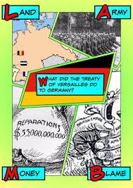 Churchills Iron Curtain Speech Apush by Impact Of The Treaty Of Versailles On Germany Halftone Comic Strip