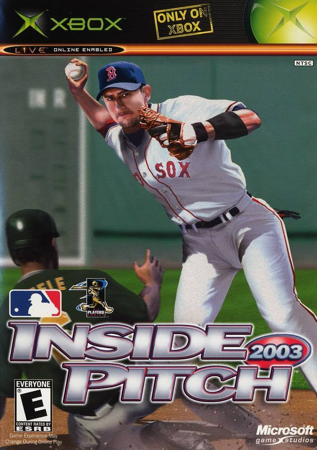 MLB Inside Pitch 2003 - Xbox