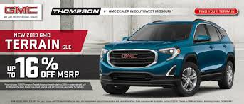 Thompson Buick GMC In Springfield, MO | Nixa, Aurora & Ozark Buick ... Craigslist Houston Auto Parts News Of New Car 2019 20 Springfield Cars And Trucks By Ownercraigslist Columbia Chicago For Sale Owner Best 2018 Motorcycles Mo Motorbkco Pro Touring Top Release Kc Farm And Garden Beautiful 1950 Gmc Truck Hot Rod Network Ford Odessa Tx Designs Southern California Shop Stenced To Prison In 180k The Shoppe Used Dealership Mo 65807 Imgenes De Little Rock Arkansas Ram Ecodiesel Hp Date