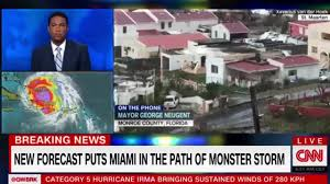 Hurricane Irma Florida: Chilling Images Of Miami Beach Turned GHOST ...