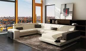 canape panoramique canapé panoramique vente canape en u cario lecoindesign