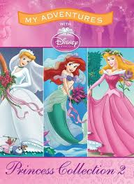 MAB Disney Princess Collection 2 Cover