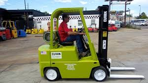 D20661 Clark 4,500 Lb. Cushion Tire Forklift - YouTube Clark Forklift 15000 Lbsdiesel Perkinsauto Trans Triple Stage Heftruck Elektrisch Freelift Sideshift 1500kg Electric Where Do I Find My Forklifts Serial Number Clark Material Handling Company History 25000 Lb Fork Lift Model Chy250s Type Lp 6 Forks Used Pound Batteries New Used Refurbished C500 Ys60 Pneumatic Bargain Forklift St Louis Daily Checks Procedure Youtube