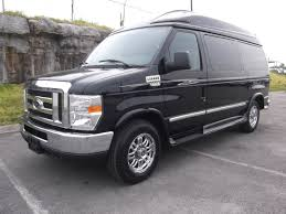 2013 E 150 SHERROD CONVERSION VAN 24 LED TV GAMING CENTER AT FORD OF MURFREESBORO 888 439 1265