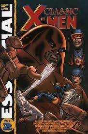 Essential Classic X Men Vol 2
