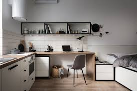 100 Tiny Apt Design Stylish Studio Apartment Measures Just 186 Square Feet Curbed