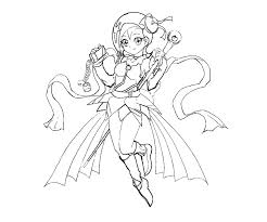 Printable Yugioh Coloring Pages Free Best