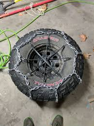 DIY Tire Chains: 5 Steps (with Pictures) Snow Chains Car Tyre Chain For Model 17565r14 17570r14 Titan Truck Link Cam Type On Road Snowice 7mm 11225 Ebay Instachain Automatic Tire Gearnova Peerless Tire Chains Size Chart Peopledavidjoelco Wikipedia Installing Snow Heavy Duty Cleated Vbar On My Best 5 Vehicle Halo Technics Winter Traction Options Tires And Socks Masterthis Top For Your Light Suvs Atli Fabric And With Tuvgs Cable Or Ice Covered Roads 2657516 10 Trucks Pickups Of 2018 Reviews