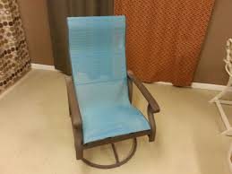 Patio Furniture Sling Replacement Phoenix by Sling Replacement Nu Look Revinyling Phoenix Az