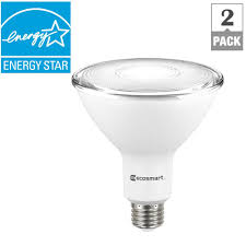 ecosmart 120 watt equivalent par38 dimmable led flood light bulb