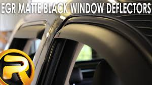 How To Install The EGR Matte Black Window Deflectors - YouTube Egr 0713 Chevy Silverado Gmc Sierra Front Window Visors Guards In Best Bug Deflector And Window Visors Ford F150 Forum Aurora Truck Supplies Stampede Tapeonz Vent Fast Free Shipping For 7391 Chevygmc Truck Smoke Tint Window Visorwind Deflector Hdware Inchannel Smoke Weathertech Deflector Wind Visor Ships Avs Color Match Low Profile Deflectors Oem Style Rain Avs Install 2003 2004 2005 2006 2007 Dodge 2500 Shade Fits 1417 Chevrolet 1500 Putco Element Sharptruckcom