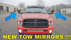 How To Install TOW MIRRORS With Turn Signals On A Dodge Ram ... 9907 Ford F234f550 Super Duty 0105 Excursion Ram Chrome Towing Mirror Arm Covers 1018 1500 W Mirrors Tow Or Leave Stock Mirrors Reg Cab Chevy And Gmc Duramax Tow On A Page 40 Truck Forum Mirror F150 Community Of Fans Pair Black Manual Extend 19992006 Silverado With Body Color Matching Skull Caps 4 2017 2007 Youtube Toyota Nation Car Forums Sets Upgrade Your Trucks Rear Visibility Lmc For Obss Archive Powerstrokearmy Amazoncom Fit System Ksource 80910 Chevygmc