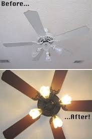 Hampton Bay Ceiling Fan Making Grinding Noise by How To Turn Your Old Fan Into A New Fan Awesome All Things In