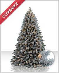 Pre Lit Flocked Artificial Christmas Trees by Fairbanks Flocked Artificial Christmas Tree Christmas Tree Market