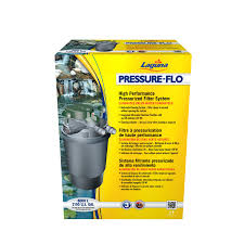 Uvc Lampe 9 Watt by Laguna Pressure Flo 2100 Uvc Pressurized Pond Filter With