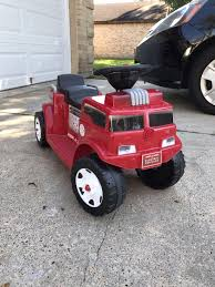 100 Radio Flyer Fire Truck Find More Rideon Truck For Sale At Up To 90 Off